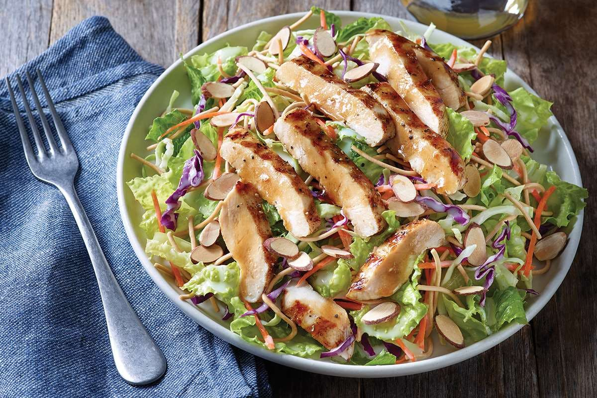 Grilled Oriental Chicken Salad from Applebee's - Eau Claire in Eau Claire, WI