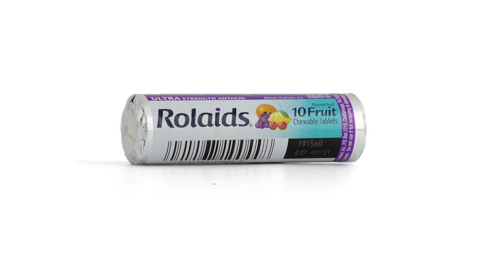 Rolaids  from Kwik Trip - Eau Claire Water St in EAU CLAIRE, WI
