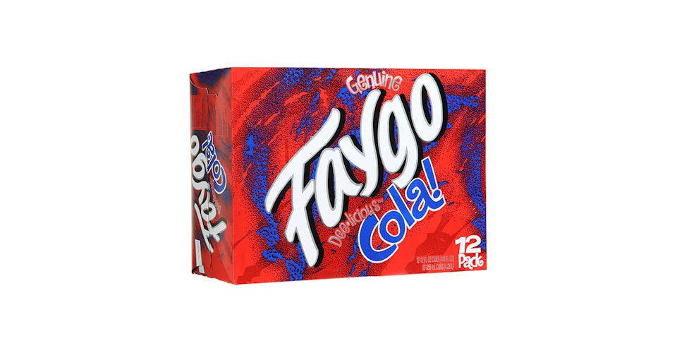 Faygo Soda Products, 12PK from Kwik Trip - Eau Claire Black Ave in EAU CLAIRE, WI