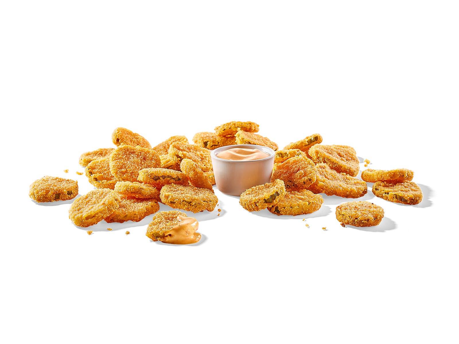 Fried Pickles from Buffalo Wild Wings - Lawrence (522) in Lawrence, KS