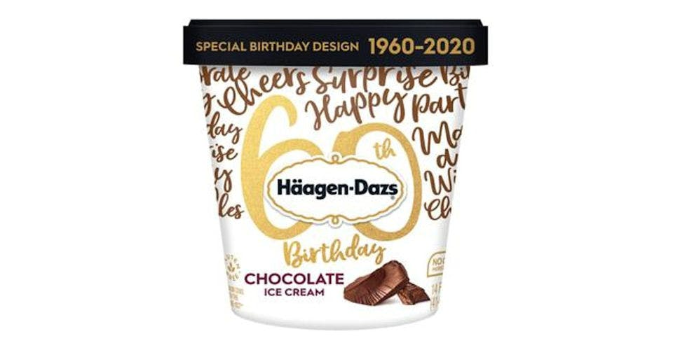 Haagen Dazs Choccolate Ice Cream (14 oz) from CVS - Main St in Green Bay, WI
