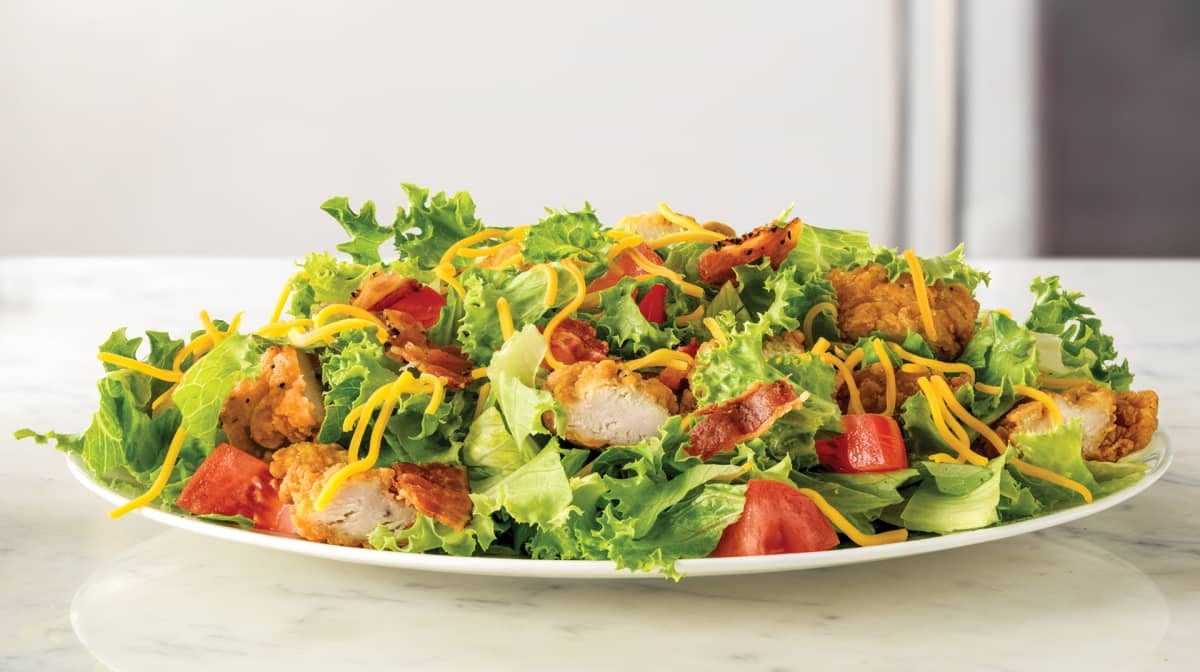 Crispy Chicken Farmhouse Salad from Arby's - Washtenaw Ave in Ypsilanti, Mi