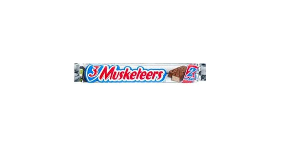 3 Musketeers Chocolate Sharing Size Candy Bars Box (3.28 oz) from CVS - Main St in Green Bay, WI