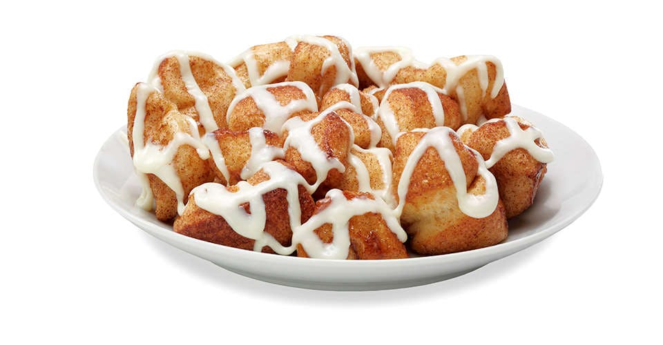 Cinnamon Swirl Monkey Bread from Toppers Pizza - Madison Downtown in Madison, WI