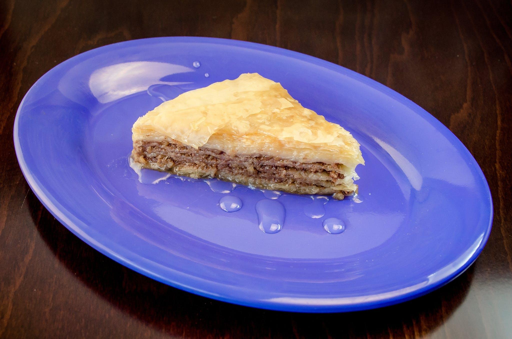 Baklava from Freska Mediterranean Grill in Middleton, WI
