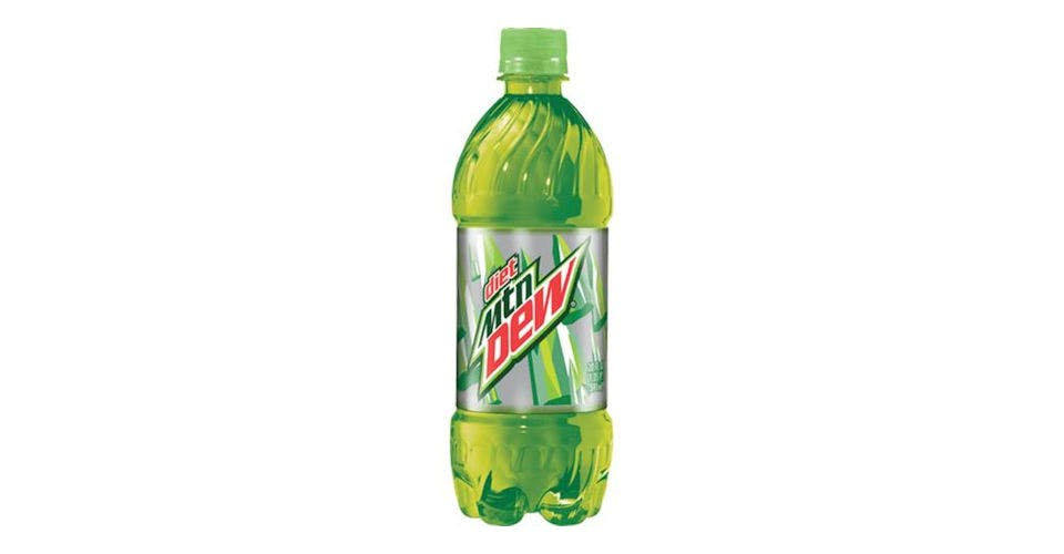 Mountain Dew Diet (20 oz) from CVS - Main St in Green Bay, WI
