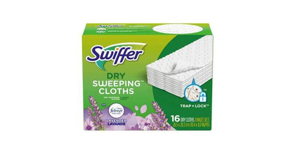 Swiffer Sweeper Dry Sweeping Pad Multi Surface Refills (16 ct) from CVS - Main St in Green Bay, WI