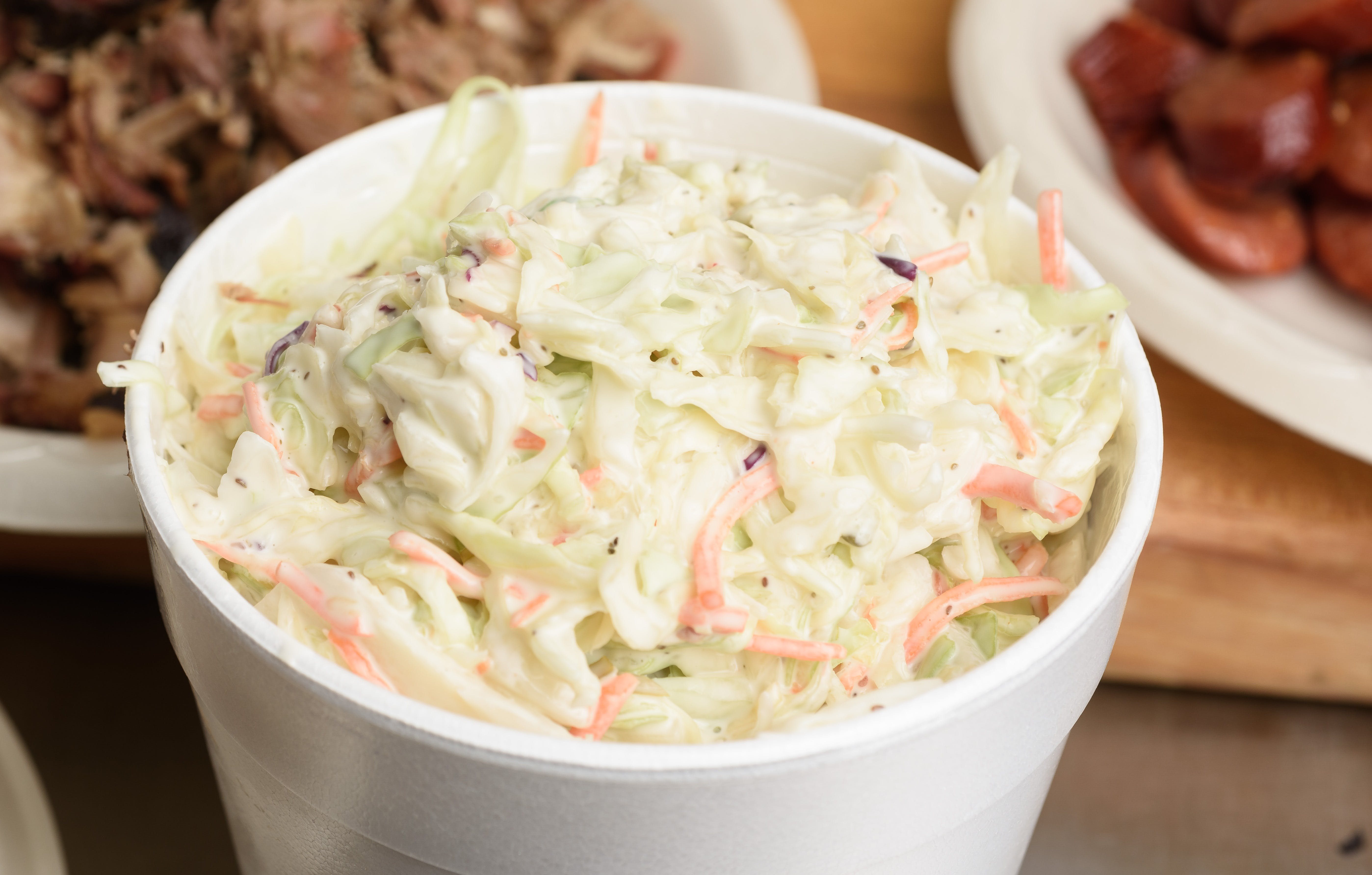 Cole Slaw from Hog Wild Pit BBQ & Catering in Lawrence, KS