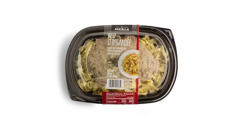 Take Home Meal: Beef Stroganoff from Kwik Trip - Oshkosh W 9th Ave in Oshkosh, WI