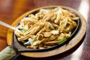 69. Chicken Fajita from Las Margaritas in La Crosse, WI