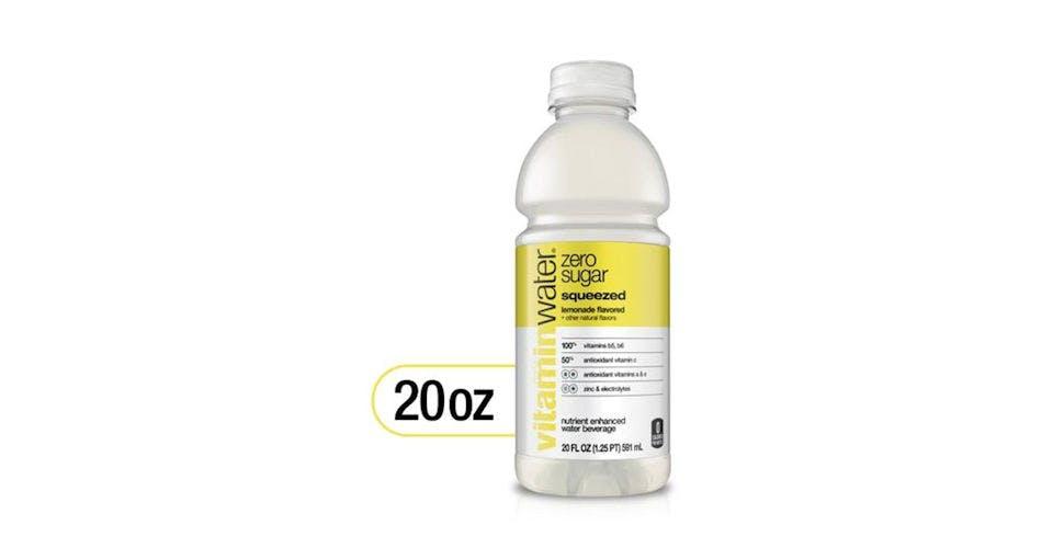 Glaceau vitaminwater Zero Lemonade (20 oz) from CVS - Main St in Green Bay, WI