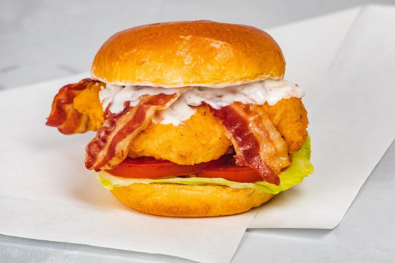Chicken Bacon Ranch from Wings Over Milwaukee in Milwaukee, WI