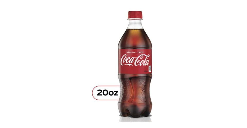 Coca-Cola Soda Soft Drink (20 oz) from CVS - Main St in Green Bay, WI