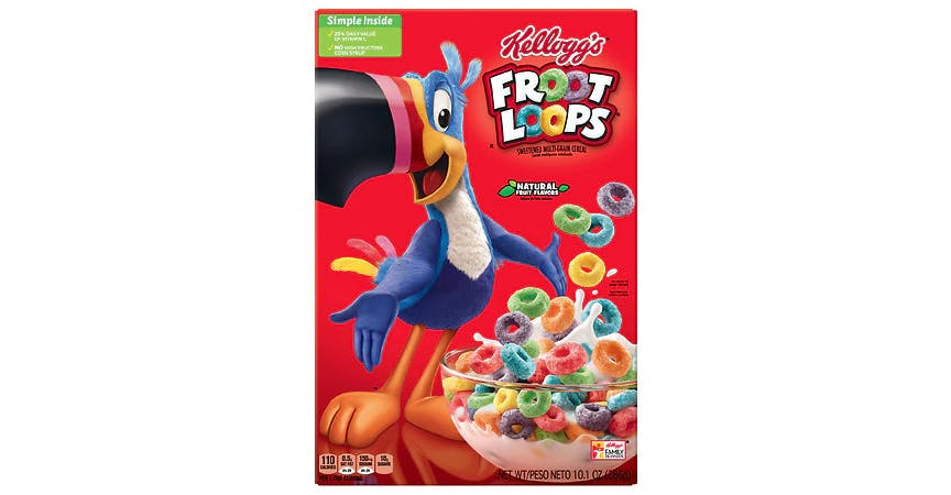 Froot Loops Cereal (10 oz) from EatStreet Convenience - W Mason St in Green Bay, WI