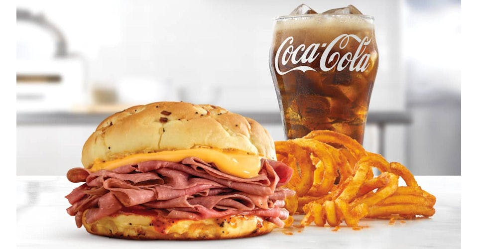 Classic Beef 'n Cheddar - Make it a Meal from Arby's: Green Bay South Oneida St (1014) in Green Bay, WI