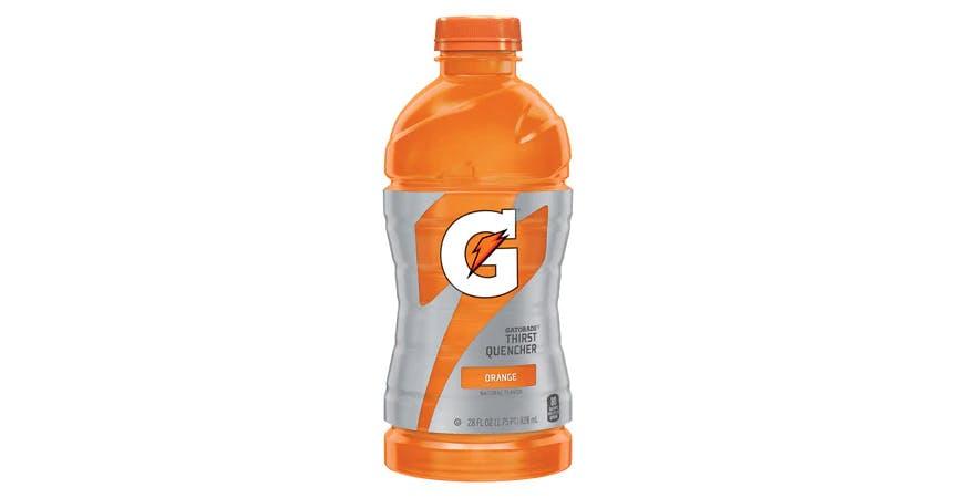 Gatorade Thirst Quencher Orange (28 oz) from EatStreet Convenience - W Mason St in Green Bay, WI