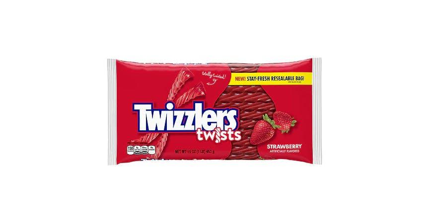 Twizzlers Strawberry Twists (16 oz) from EatStreet Convenience - W Mason St in Green Bay, WI