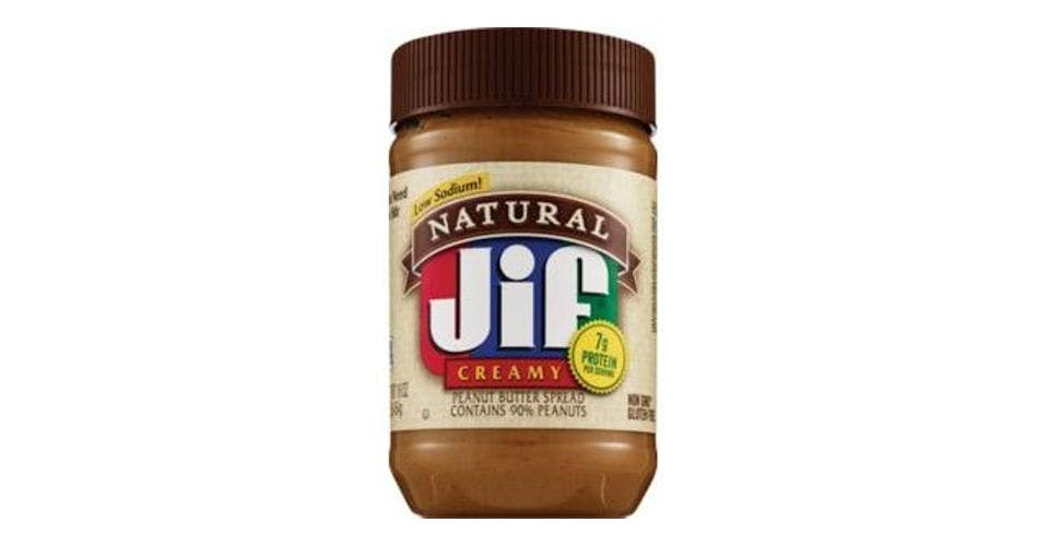 Jif Natural Creamy Peanut Butter (16 oz) from CVS - Main St in Green Bay, WI