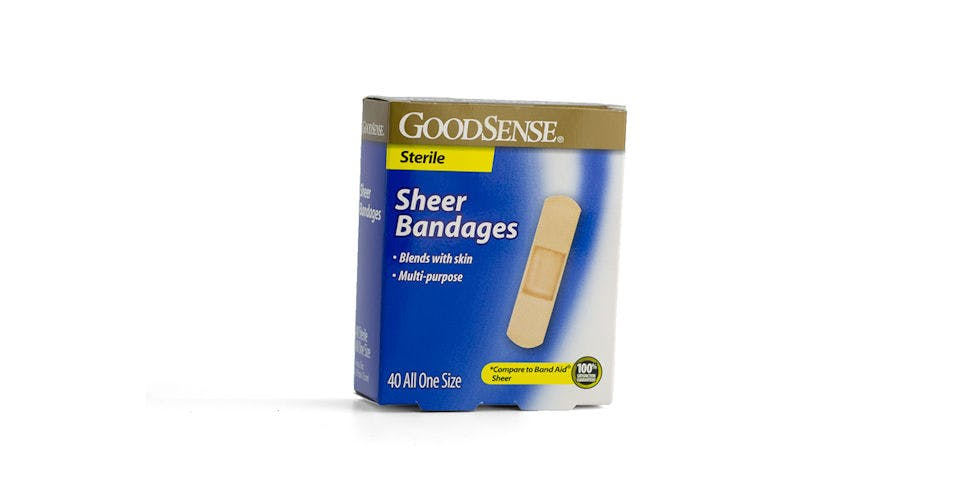 Goodsense Bandages 40CT from Kwik Trip - Eau Claire Water St in EAU CLAIRE, WI