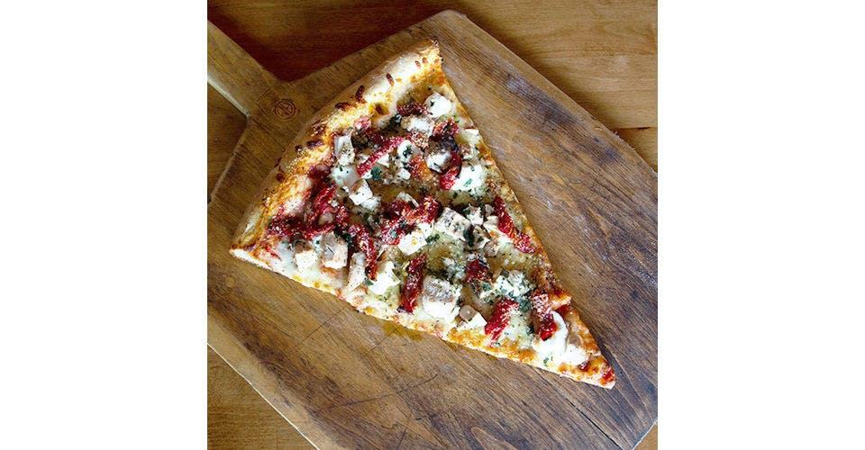 Tuskeno Pizza from Papa Keno's in Lawrence, KS