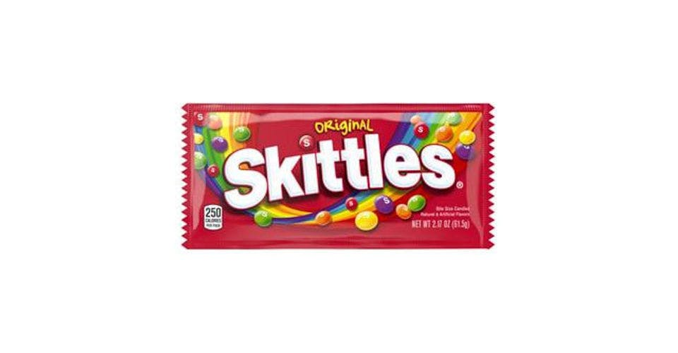 Skittles Original Candy Single Pack (2.17 oz) from CVS - Main St in Green Bay, WI