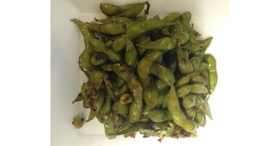 35. Garlic Edamame from Oishi Sushi & Grill in Walnut Creek, CA