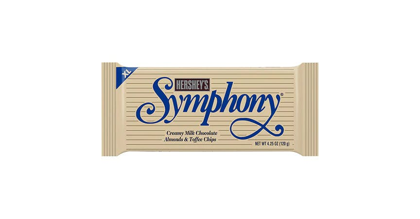 Hershey's Symphony Candy Bar (4 oz) from EatStreet Convenience - W Mason St in Green Bay, WI