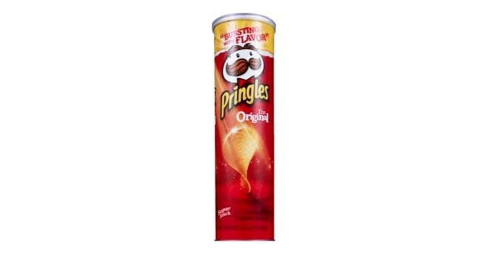 Pringles Potato Crisps Original Flavored (5.68 oz) from CVS - Iowa St in Lawrence, KS
