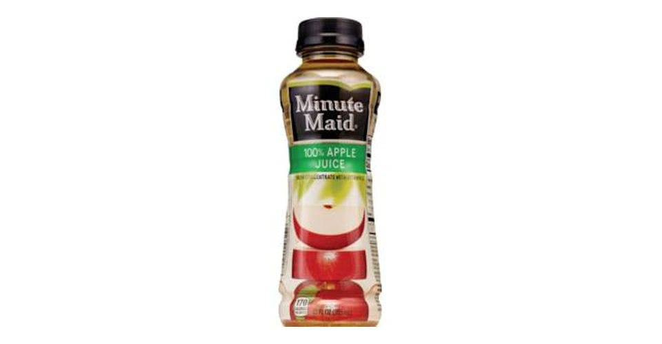 Minute Maid 100% Apple Juice Bottle (15.2 oz) from CVS - Main St in Green Bay, WI