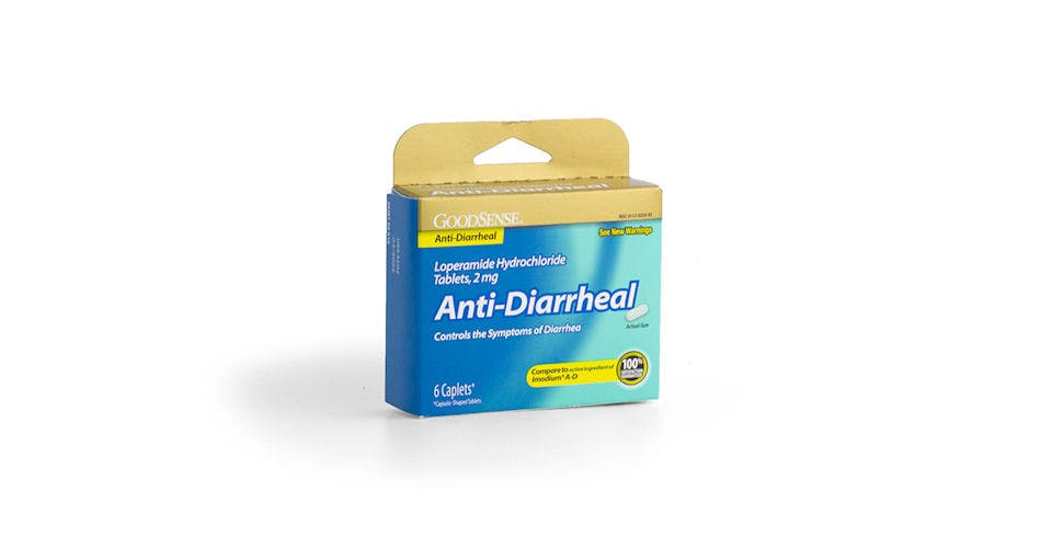 Goodsense Anti Diarrheal 6CT from Kwik Trip - Eau Claire Water St in EAU CLAIRE, WI