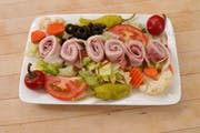 Antipasto Salad from Ameci Pizza & Pasta - Irvine in Irvine, CA