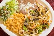 27. Chicken En Mole from Las Margaritas in La Crosse, WI