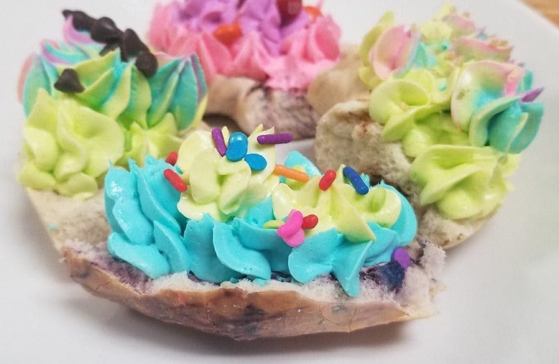 Unicorn Kit (Serves 4-6 People) from Bagelicious in Appleton, WI