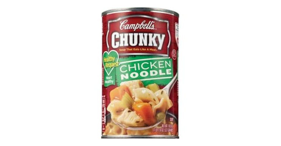 Campbell's Chunky Chicken Noodle Soup (18.6 oz) from CVS - Main St in Green Bay, WI
