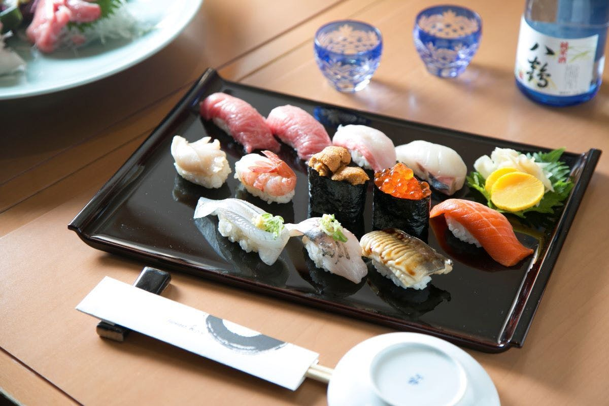 Umi Japanese Steakhouse and Sushi Bar in Manhattan - Highlight