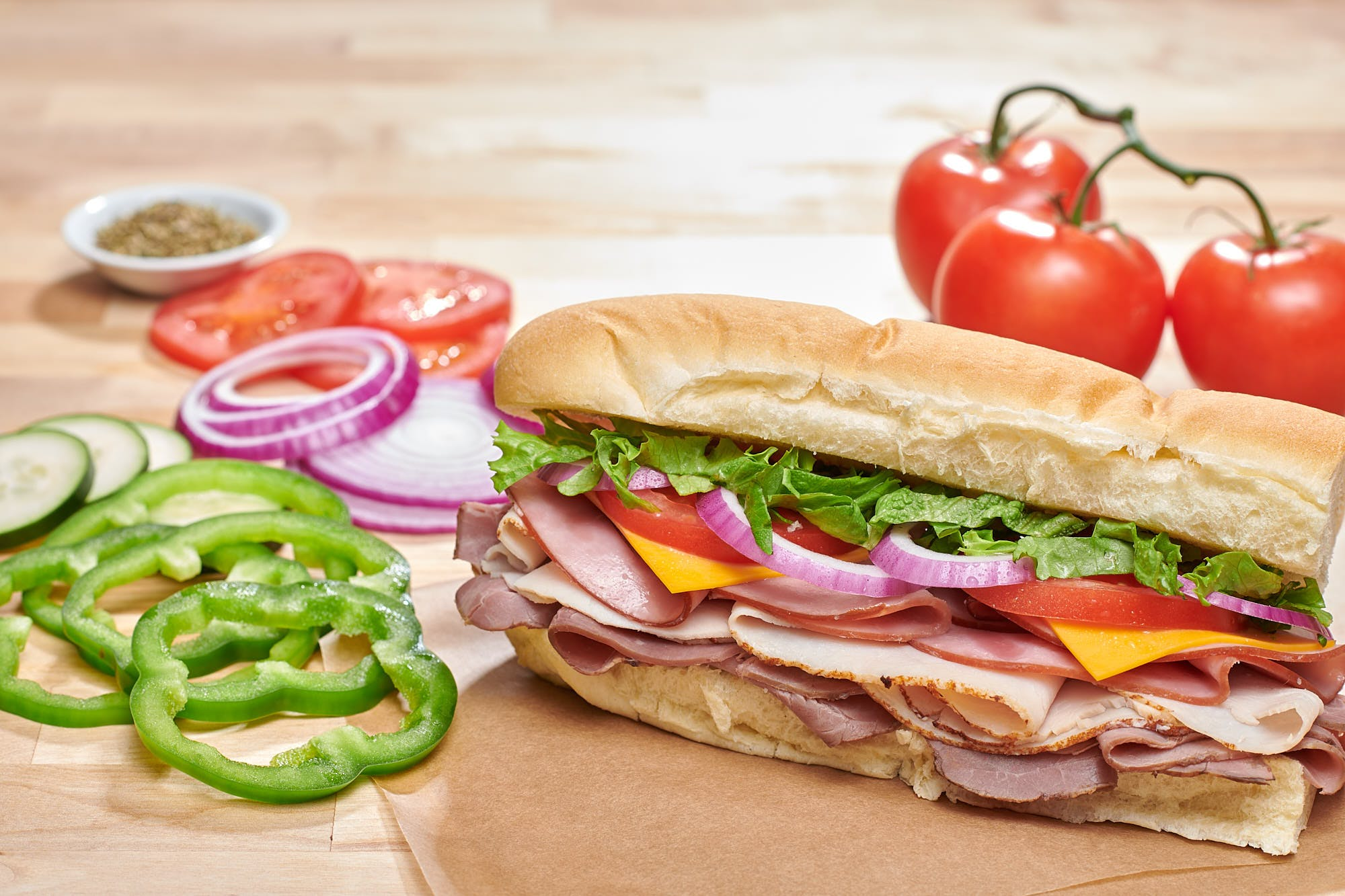 Goodcents Deli Fresh Subs - Anderson Ave. in Manhattan - Highlight