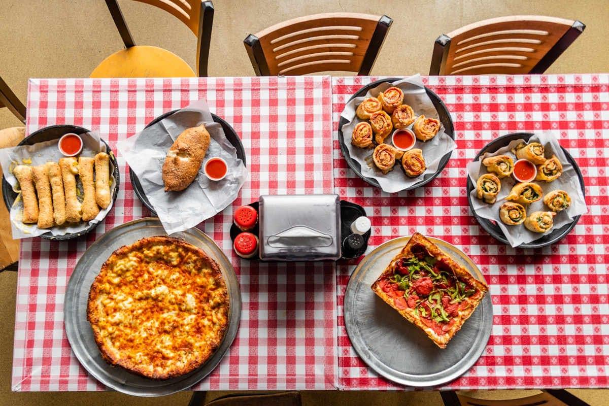 Pizza Shuttle - Manhattan in Manhattan - Highlight