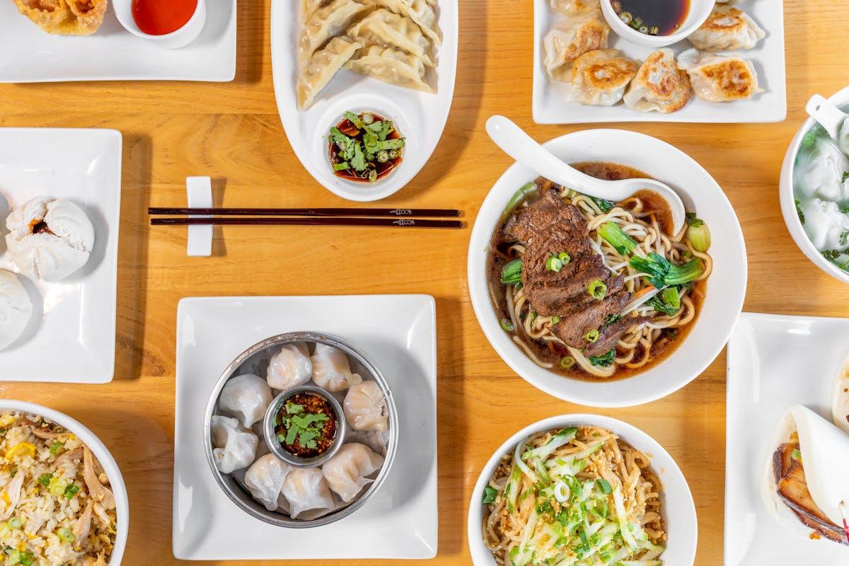 Global Market Dumpling House in Madison - Highlight