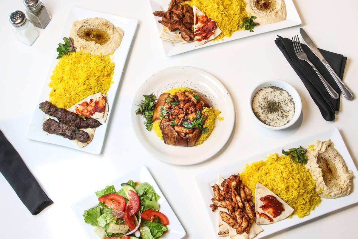 Mediterranean Cafe in Madison - Highlight