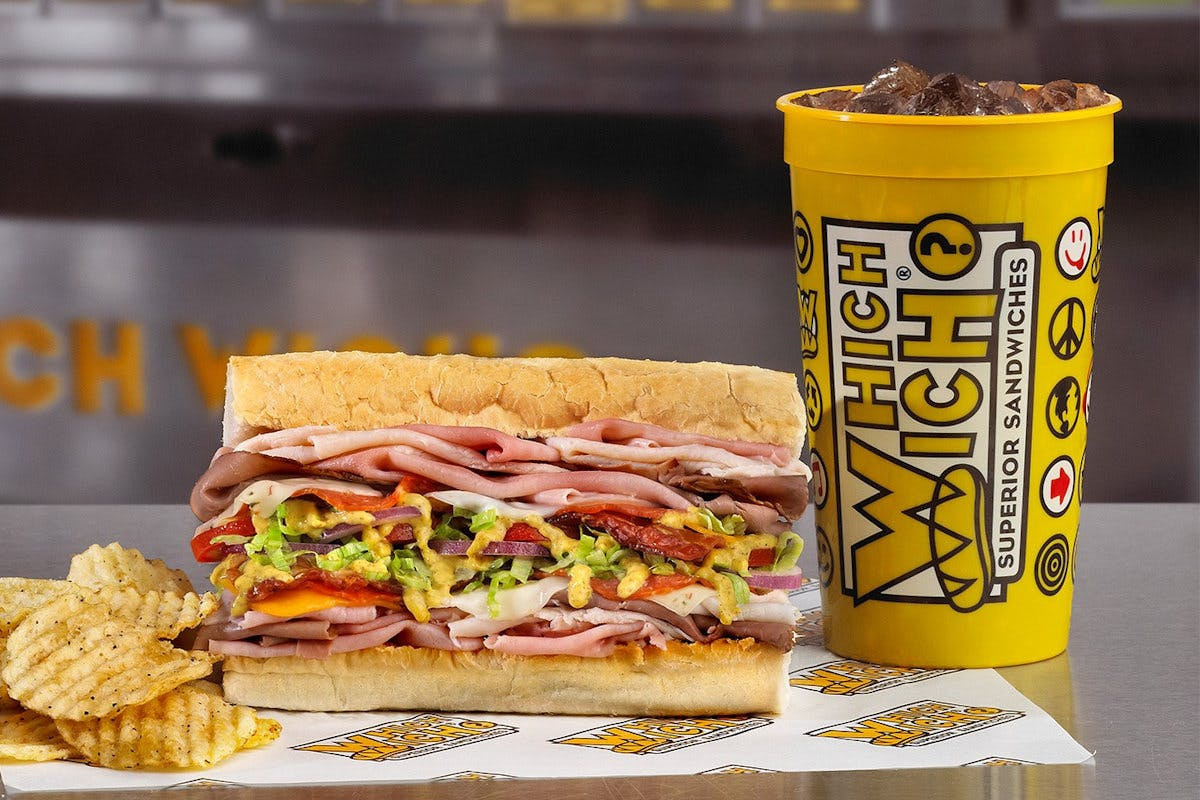 Which Wich - Middleton in Madison - Highlight