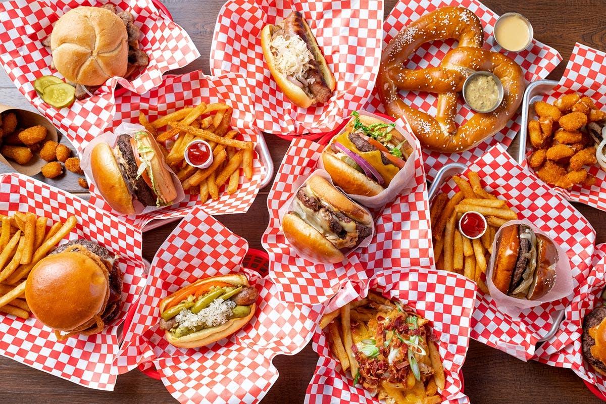 Whoopensocker Burger & Brat Co. - N Main Street in Oshkosh - Highlight