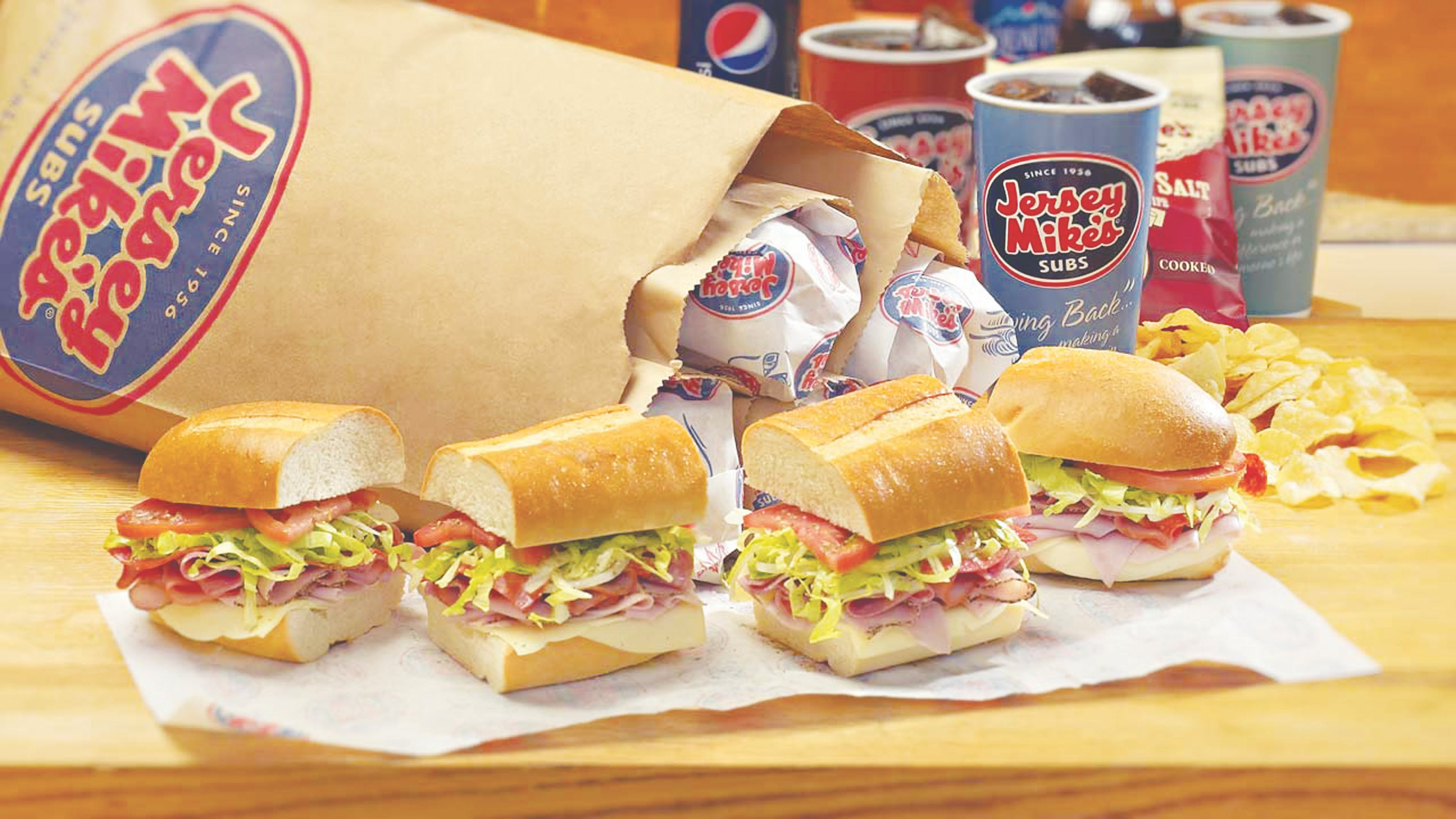 Jersey Mike's Subs - Miller Park Way in Milwaukee - Highlight