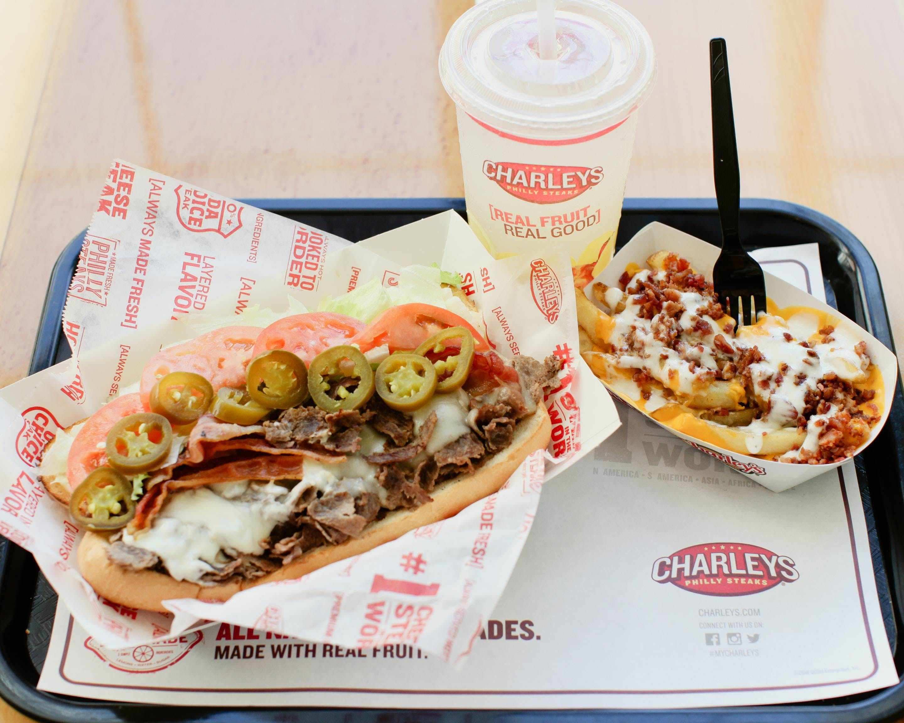 Charley's Philly Steaks in Green Bay - Highlight