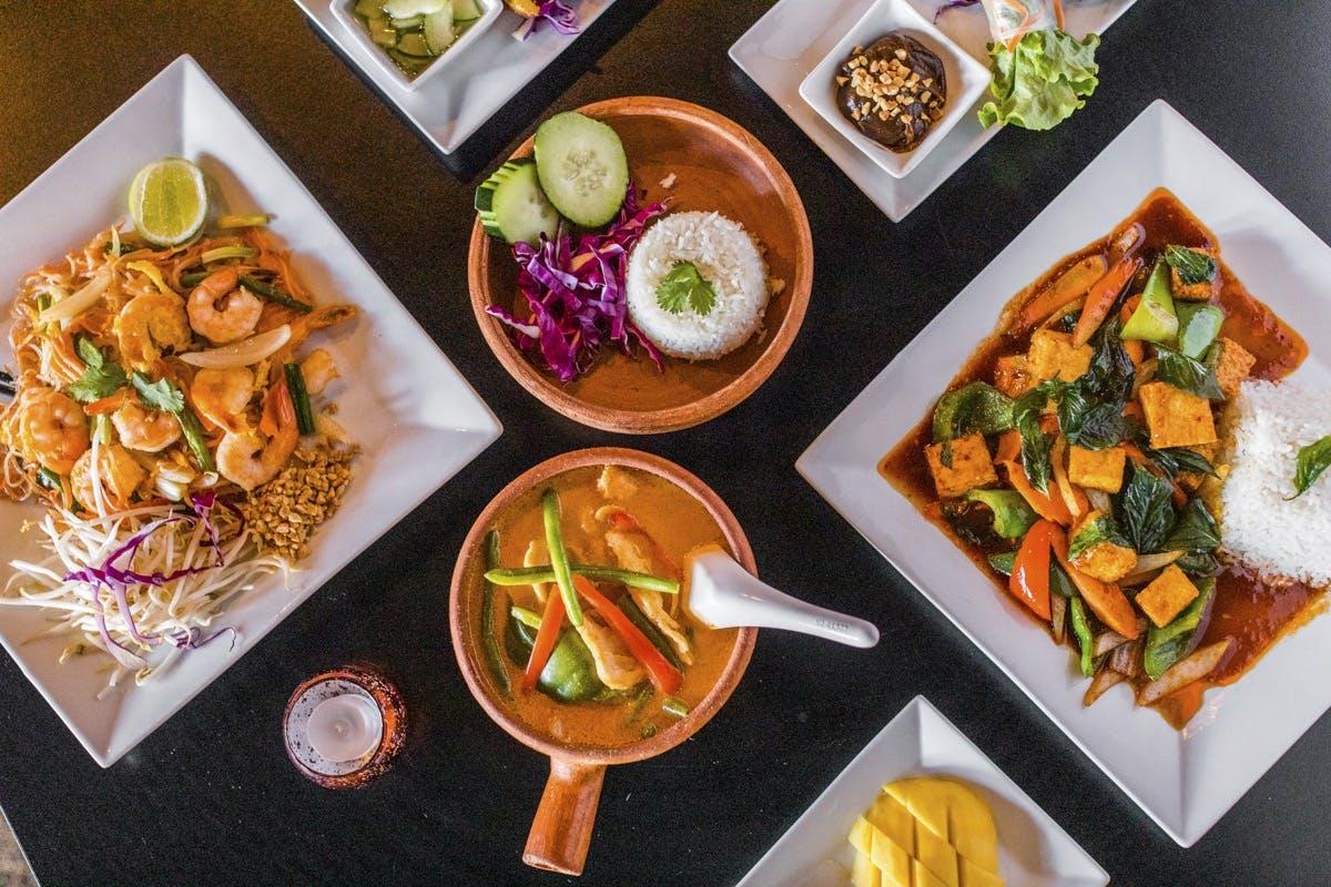 Sandee's Thai Fusion in Janesville - Highlight