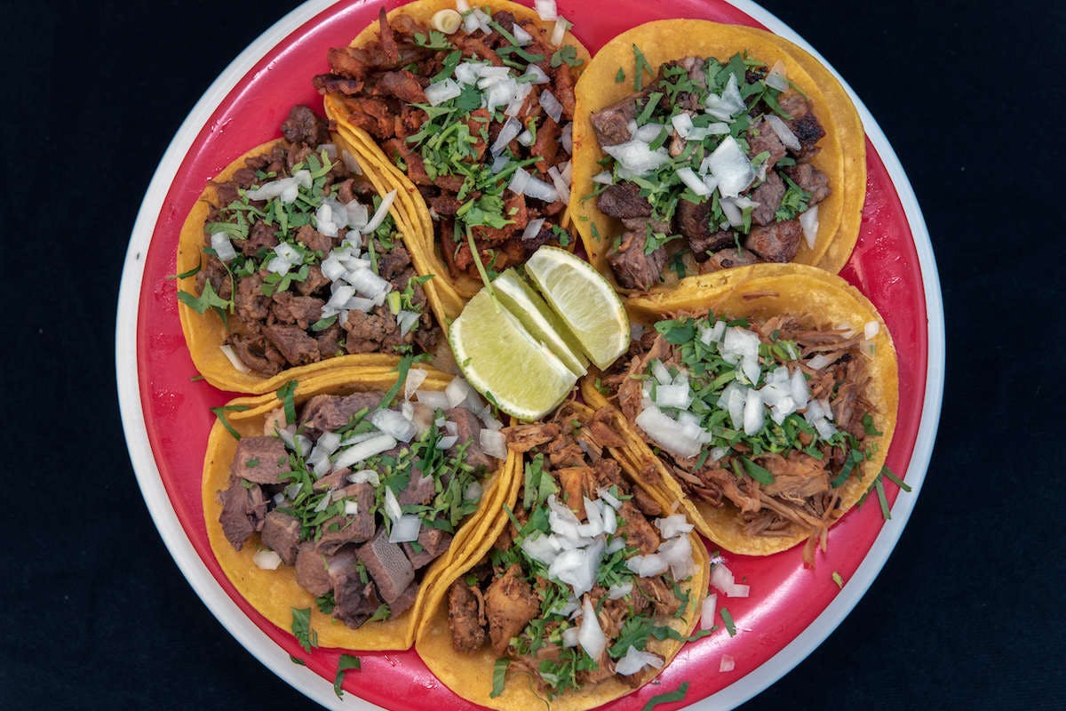 Tacos El Guitarron in Topeka - Highlight