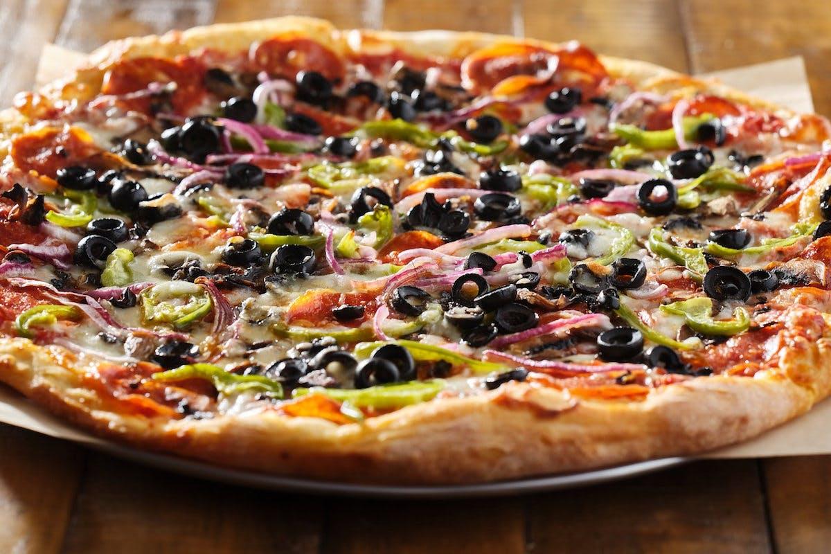 RedBrick Pizza in Milwaukee - Highlight