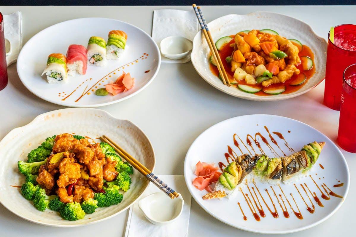 Sushi Pirate in La Crosse - Highlight