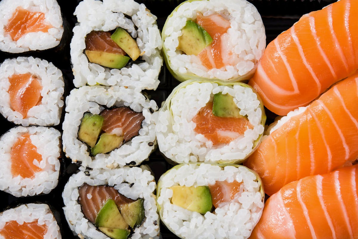 Island Sushi Bar and Grill on Heritage Road in Green Bay - Highlight