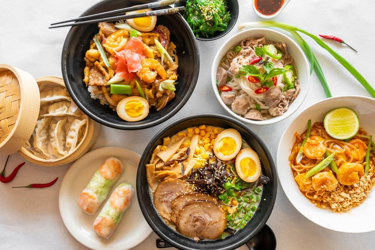 Asian Noodle in Madison - Highlight