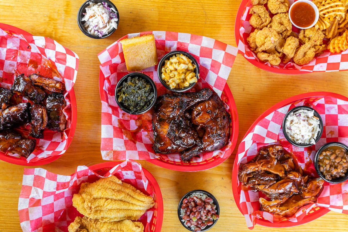 Big Daddy's BBQ and Soul Food Restaurant in Milwaukee - Highlight